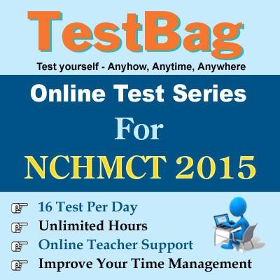 TestBag NCHMCT 2015 Online Test(Voucher)