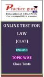 Practice Guru Law (CLAT) English Topic-w...