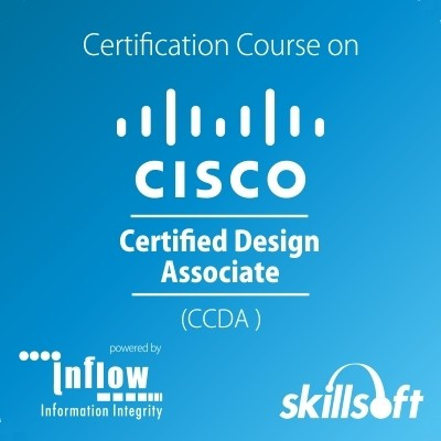 Skill Soft Cisco Certified Design Associate (CCDA) Certification Course(Voucher)