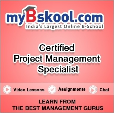 myBskool.com Certified Project Management Specialist Certification Course(Voucher)