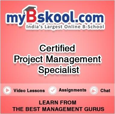 myBskool.com Certified Project Management Specialist Certification Course(Voucher)