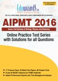 Eduwizards AIPMT 2016 Online Test Series...