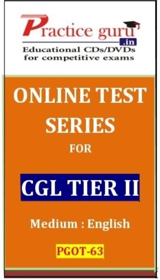 Practice Guru CGL Tier 2 Online Test(Voucher)
