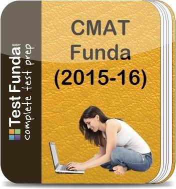 Test Funda CMAT Funda (2015 - 16) Online Test(Voucher)