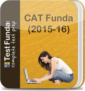 Test Funda CAT Funda (2015 - 16) Online Test(Voucher)