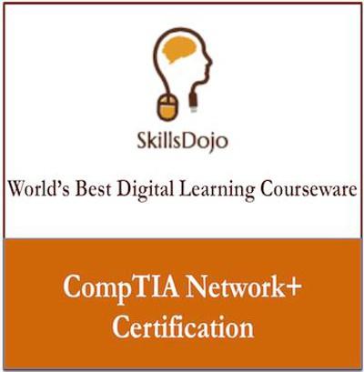 SkillsDojo CompTIA Network+ Certification Certification Course(Voucher)