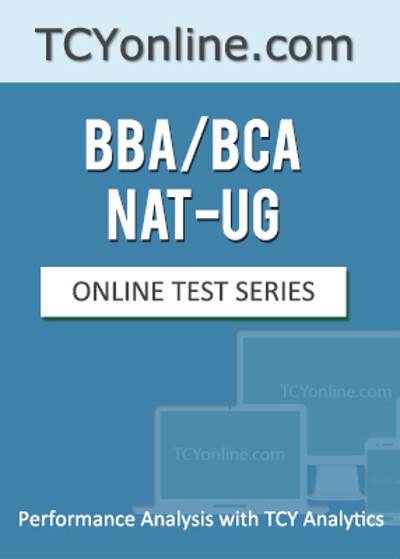 TCYonline BBA / BCA / NAT - UG Performance Analysis with TCY Analytics (2 Months Pack) Online Test(Voucher)