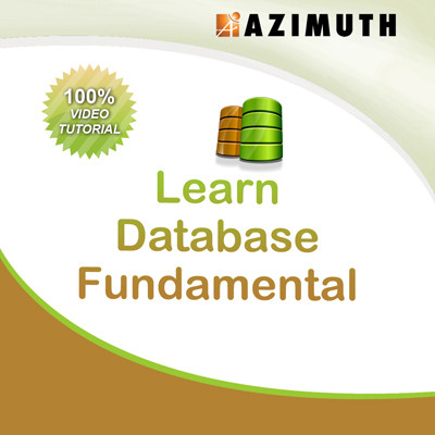 Azimuth Learn Database Fundamental Online Course(Voucher)