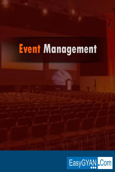 Easygyan.com Event Management Online Course(Voucher)