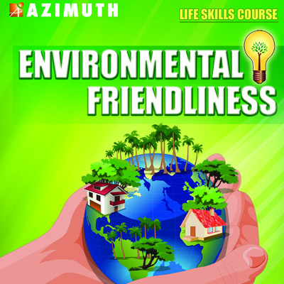 Azimuth Life Skills Course - Environmental Friendliness Online Course(Voucher)