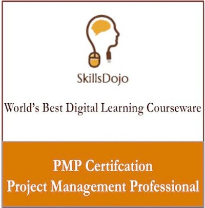 SkillsDojo Project Management Professional (PMP) - PMBOK Guide - Fifth Edition Certification Course(Voucher)