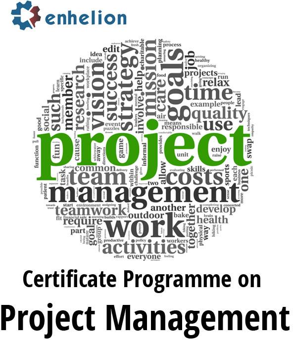 Enhelion Certificate Programme on Project Management Certification Course(Voucher)