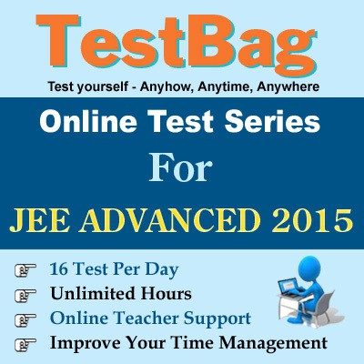TestBag JEE Advanced 2015 Online Test(Voucher)