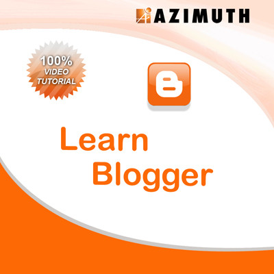 Azimuth Learn Blogger Online Course(Voucher)