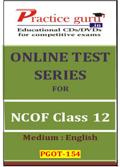 Practice Guru Series for NCOF Class 12 Online Test(Voucher)
