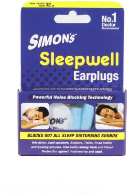 Simon's Sleepwell Ear Plug