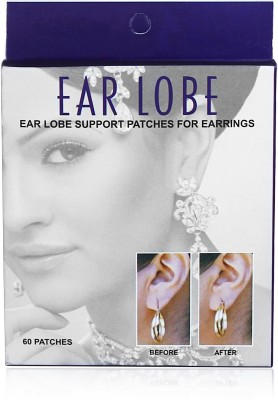 Ear Lobe & Accessories Disposable Ear Lobe Support(Pack of 60)