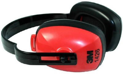 3M clickforsign 1426 Eco Noise Protection hearing reduction Ear Muff(Pack of 1)