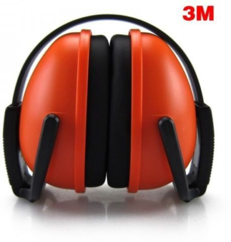 3M Noise Reduction Hearing Protection Ear Muff(Pack of 10)