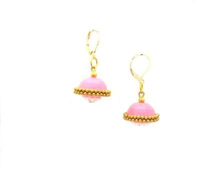 Adhiraa Creations Trendy Paper Jhumki Earring