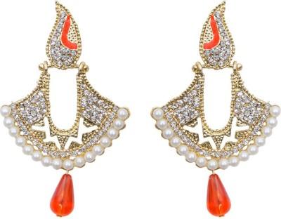 Mitthi Jewels Party Wear Alloy Jhumki Earring, Chandbali Earring