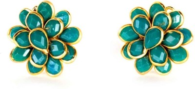 Jwells & More Dazzling Alloy Stud Earring