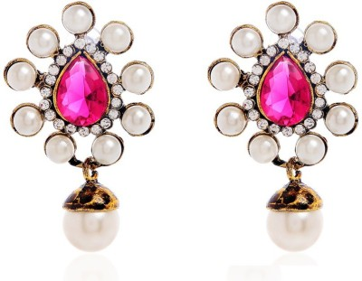 GoldNera Chic Alloy Drop Earring