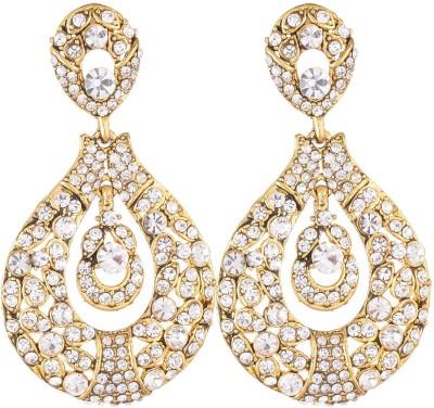 Neckies Afer032 Brass Drop Earring