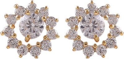 CatchMe Sunflower Alloy Stud Earring