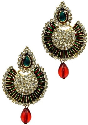 Shine My Life Eternal Alloy Chandbali Earring