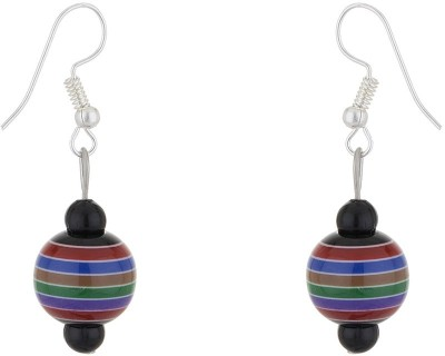 Ambitione Designer Daily Use Pearl Metal Dangle Earring