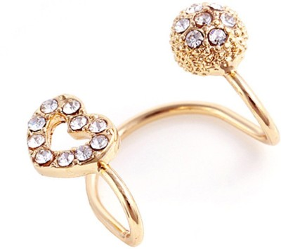 Dhrohar Diva Alloy Cuff Earring