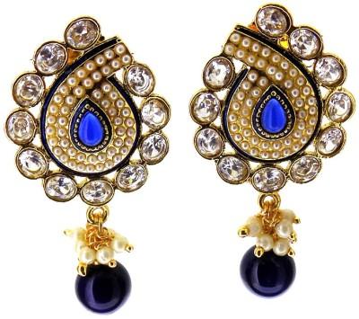 Aabhushan Alloy Drop Earring