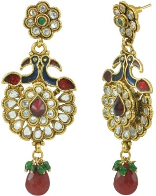 Aakshi Copper, Zinc Dangle Earring