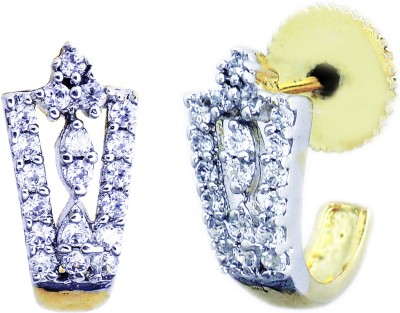 Aura Collection AD Alloy Stud Earring