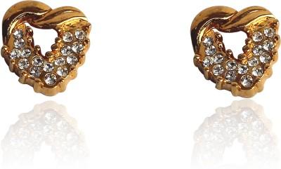 Touchstone Metal Stud Earring