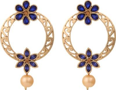 Voril Fashion 0 Alloy Chandbali Earring