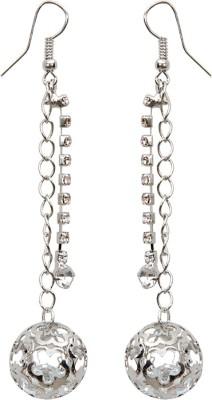 Grand Jewels Chain Alloy Drop Earring