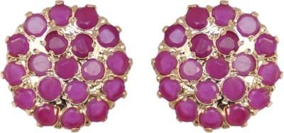 Janki Jewellers Prime Cubic Zirconia Alloy Stud Earring