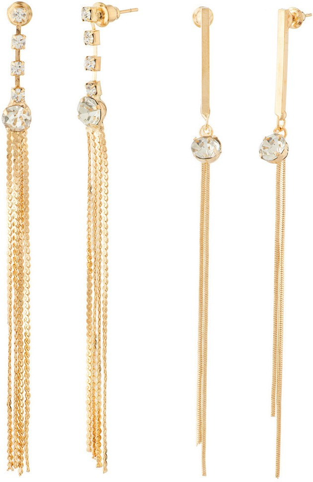 Deals | Long Chain Earring Fresh off the Runway
