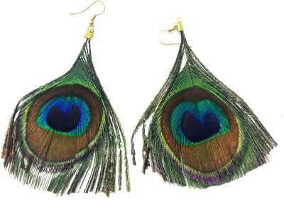 Alak Dream Girl Cotton Dori Dangle Earring