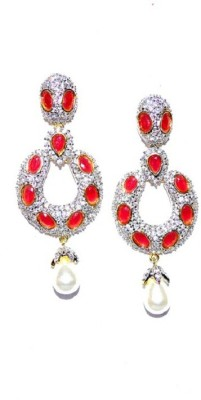 Opal Touch ADDrop180Earring Alloy Drop Earring