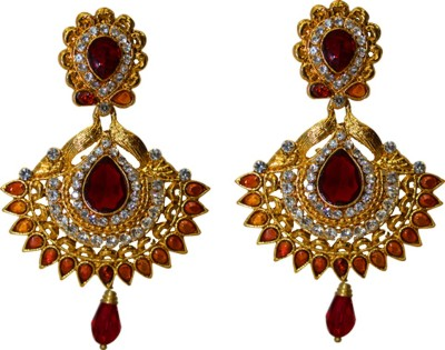 Siddhi Creation S0004 Alloy Drop Earring