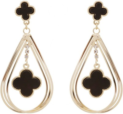 Saashis Closet Mighty Alloy Drop Earring