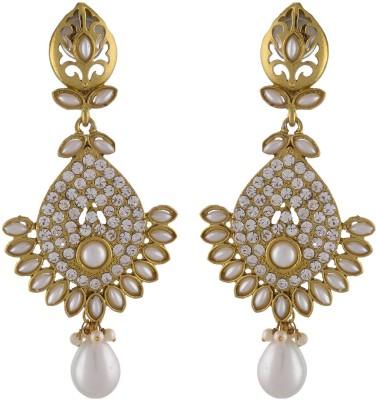 NECKIES AFJE057 Brass Drop Earring
