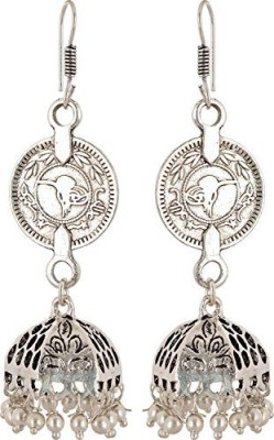 Subharpit One Love Coin Choice Alloy Dangle Earring