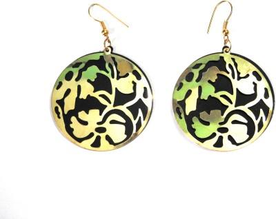 ShopperzGuide Designer Metal Drop Earring