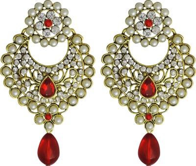 Aura Collection Statement14 Alloy Chandbali Earring