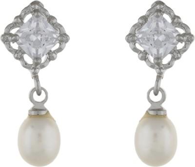 Classique DesignerJewellery Stylish Pearl Alloy Earring Set