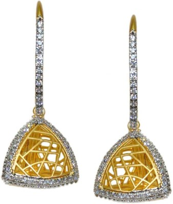 Dulhan 16 Zircon Alloy Drop Earring